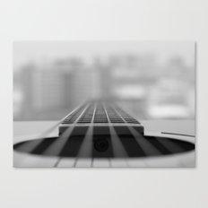 Guitar Canvas Print