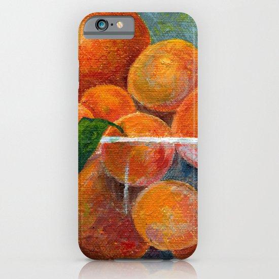 tangerines iPhone & iPod Case
