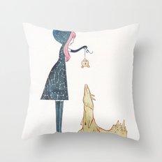 félicité Throw Pillow