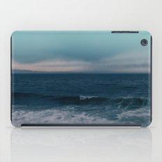 Blue California Ocean iPad Case