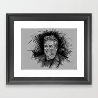 LUC BESSON Framed Art Print