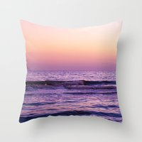 Wild Dream Throw Pillow