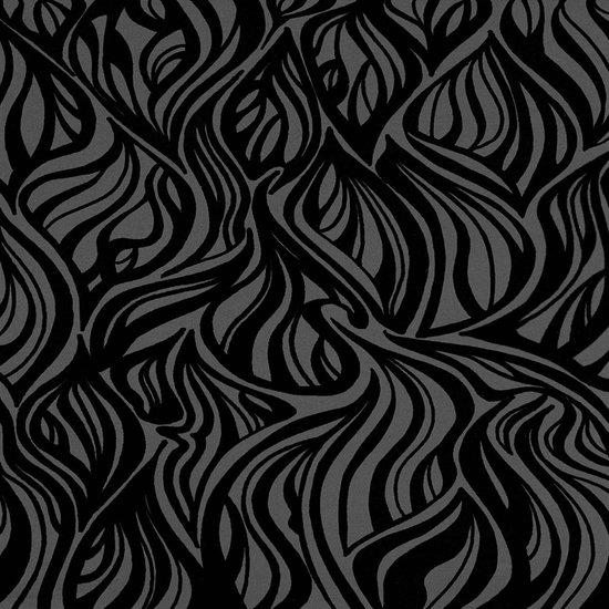 Back to Gray 1 Art Print