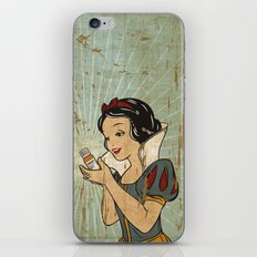 Snow White And Her Xanax… iPhone & iPod Skin
