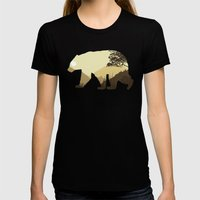 Homecoming Womens Fitted Tee Black SMALL
