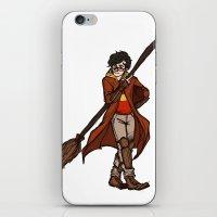 James Sirius iPhone & iPod Skin