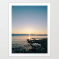 Sunrise I Art Print