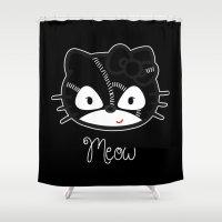 CatKitty Shower Curtain