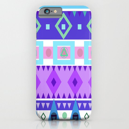 Winter Patterns iPhone & iPod Case