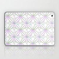 Floral Pattern - JUSTART… Laptop & iPad Skin