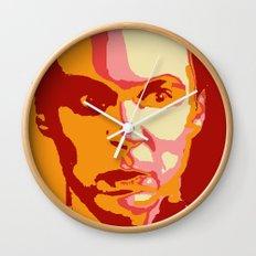 WHEATON! Wall Clock