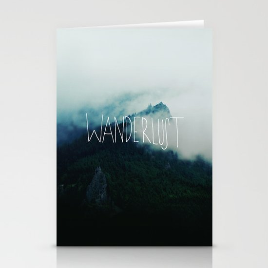 Wanderlust: Columbia River Gorge Stationery Card