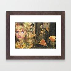 Memento Mori 7 Framed Art Print