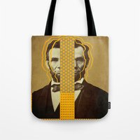 AbracadAbraham - Lincoln Tote Bag