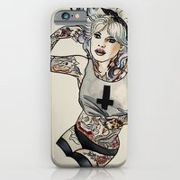 Brigitte Bardot iPhone 6 Slim Case