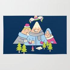 Cold Mountain Rug