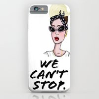 We Can't Stop. iPhone 6 Slim Case