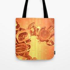 Robot Tote Bag