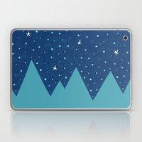 Stars And Peaks Laptop & iPad Skin
