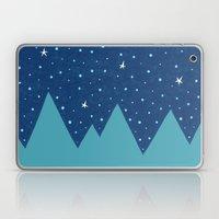 Stars and Peaks Laptop & iPad Skin