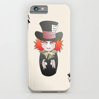 Kokeshi Mad Hatter iPhone 6 Slim Case