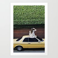 Where Art Thou? Art Print