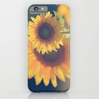iPhone & iPod Case featuring Sunflower 02 by Allison Jarvis