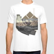 The Future A Time To Rem… Mens Fitted Tee White SMALL