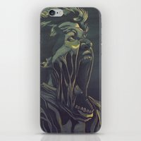 A Case Of The Mondays iPhone & iPod Skin
