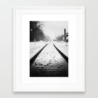 The Situation Framed Art Print