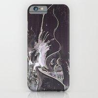 Black And White And A Ru… iPhone 6 Slim Case