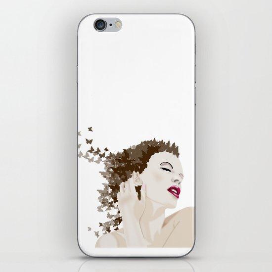 kylie iPhone & iPod Skin