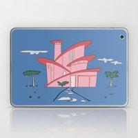 Pink Panther's Modern Ho… Laptop & iPad Skin
