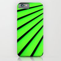 Green And Black iPhone 6 Slim Case