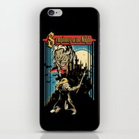 Symphony Of The Night iPhone & iPod Skin