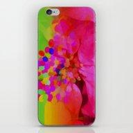 Watercolor Christmas iPhone & iPod Skin