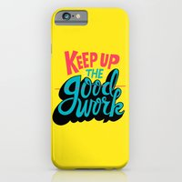 Keep up the -good- work. iPhone 6 Slim Case