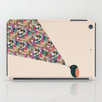 a colorful song iPad Case