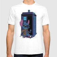 The 626th Doctor Mens Fitted Tee White SMALL