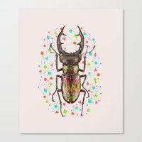 INSECT IV Canvas Print