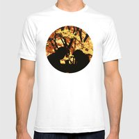 When We Meet Mens Fitted Tee White SMALL