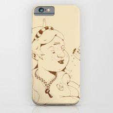Alice stuck in the wonderland ! iPhone 6 Slim Case