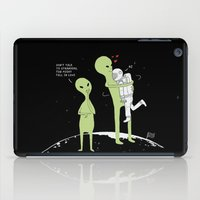 Don't Talk To Strangers,… iPad Case
