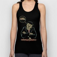 Sometimes I Just Want A … Unisex Tank Top