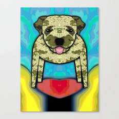 PUG ME Canvas Print