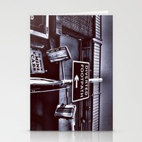 Signs- Monochrome Editio… Stationery Cards