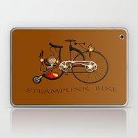 Steampunk Bike Laptop & iPad Skin