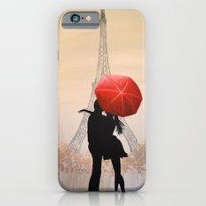 Love In Paris iPhone 6 Slim Case