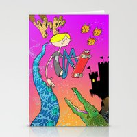 Have Fun Storming the Castle! Stationery Cards