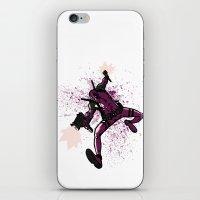 Deadpool iPhone & iPod Skin